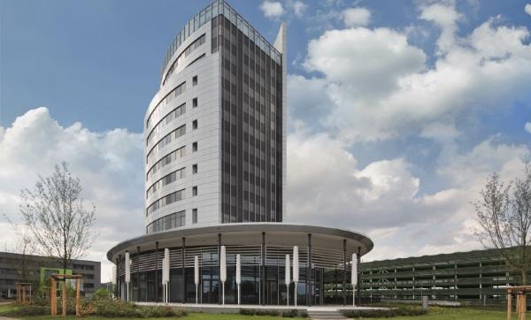 Fotografie Aussenaufnahme WTZ Turm