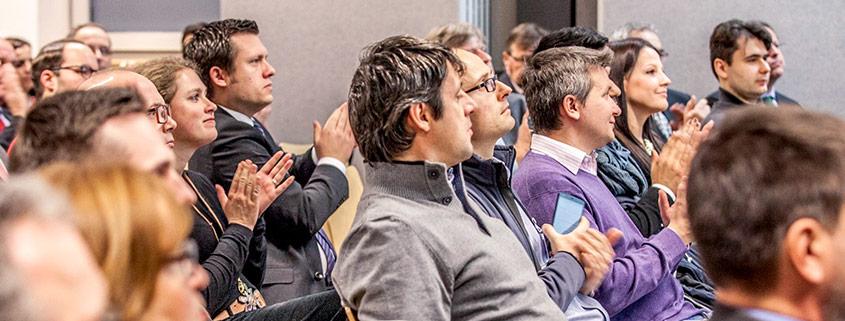IFH Heilbronn Publikum bei Veranstaltung