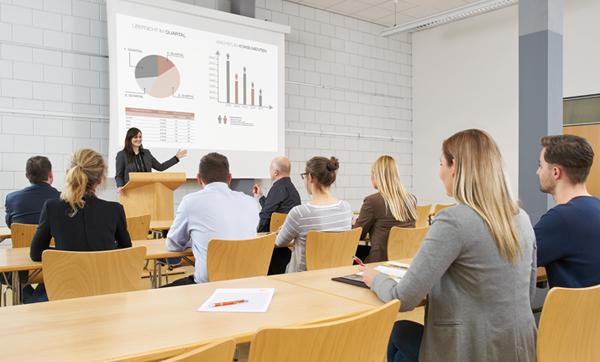 IFH Sitzungsräume für individuelle Anforderungen