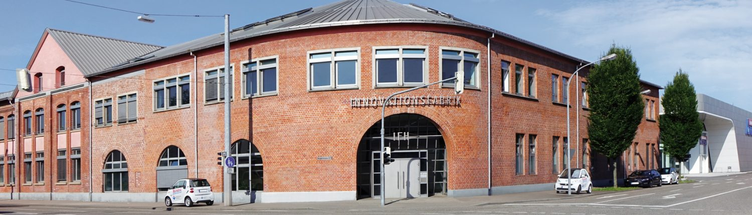 Headermotiv Innovationsfabrik Heilbronn