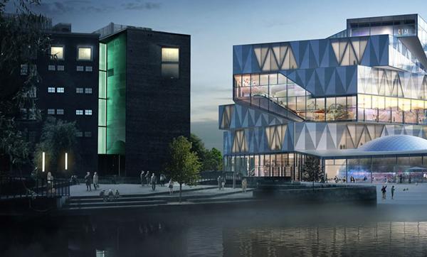 Neubau Experiment Heilbronn