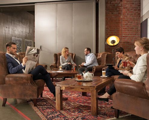 IFH Heilbronn Loungebereich