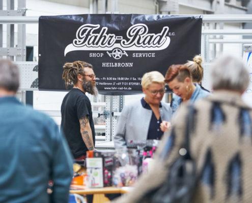 Foto vom Tag der offenen Tür 2018 IFH Heilbronn