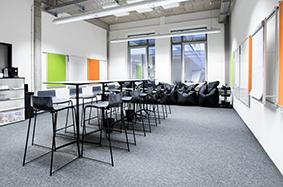 IFH Heilbronn Workshopraum